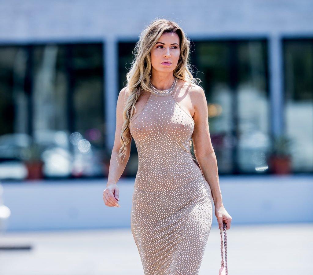 Ana Braga See Through (17 Photos)