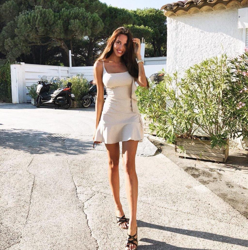Anastasia Reshetova  nackt