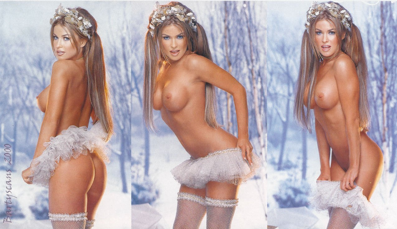 Nude carmen electra photos