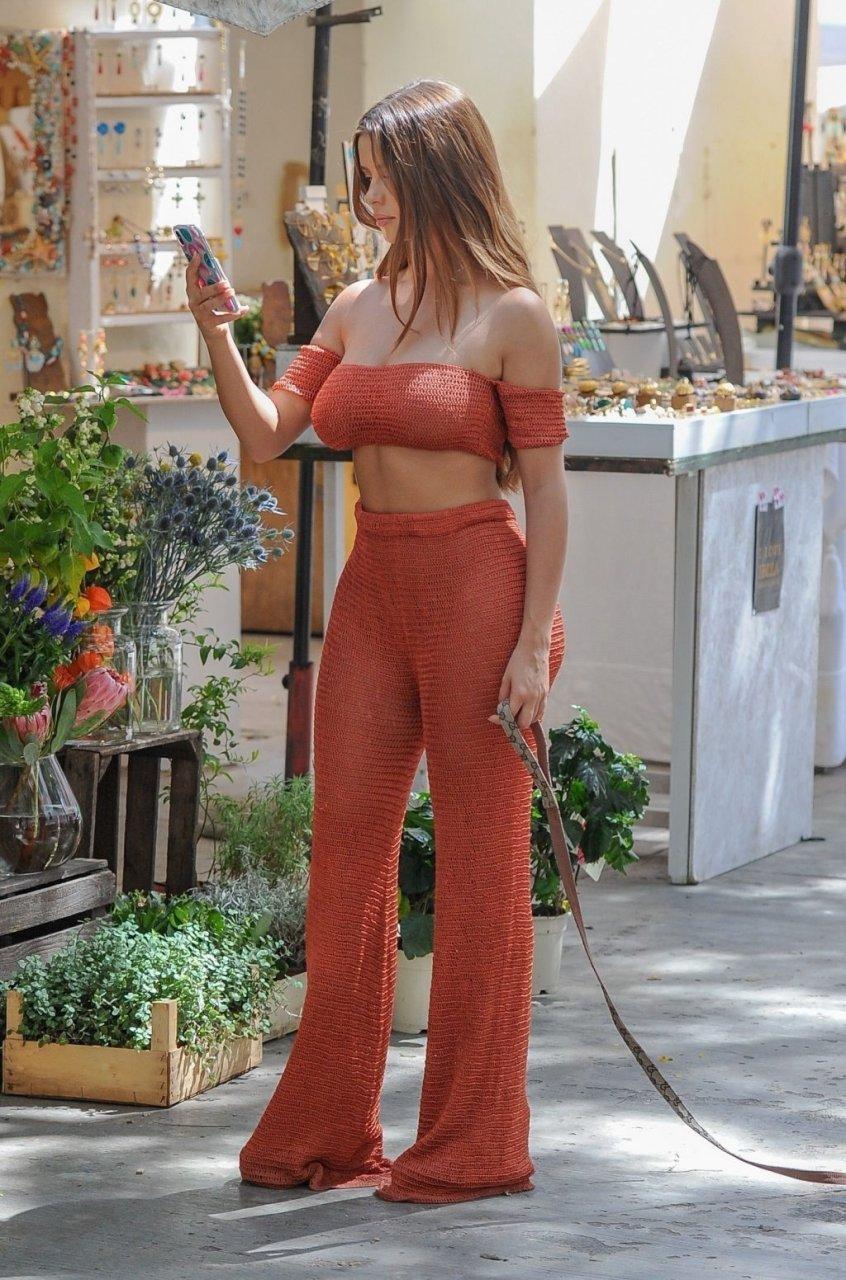 Demi Rose See Through (16 Photos)
