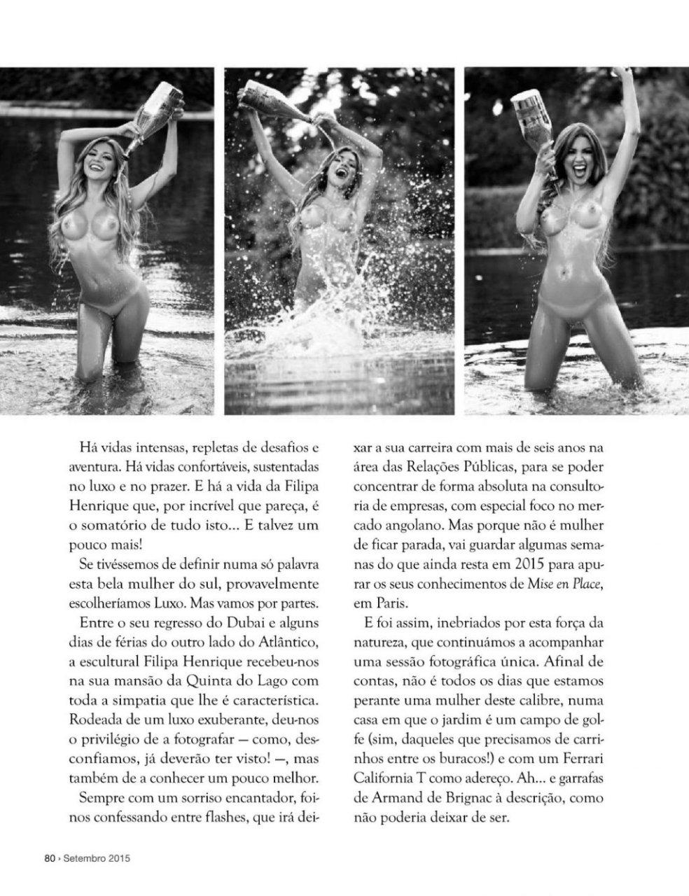 Filipa Henrique Nude (64 Photos + Video)