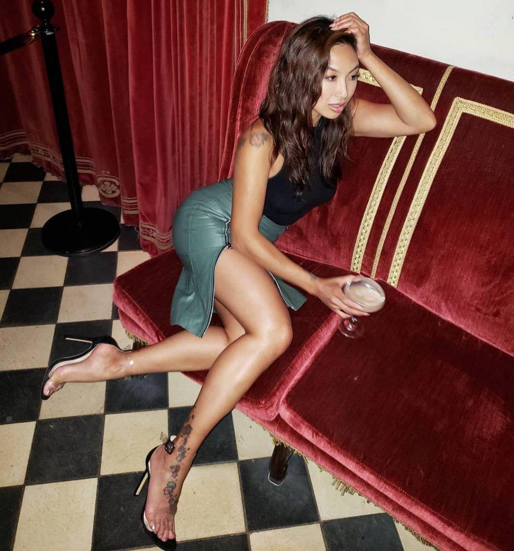 Jeannie Mai Nude & Sexy (100 Photos)