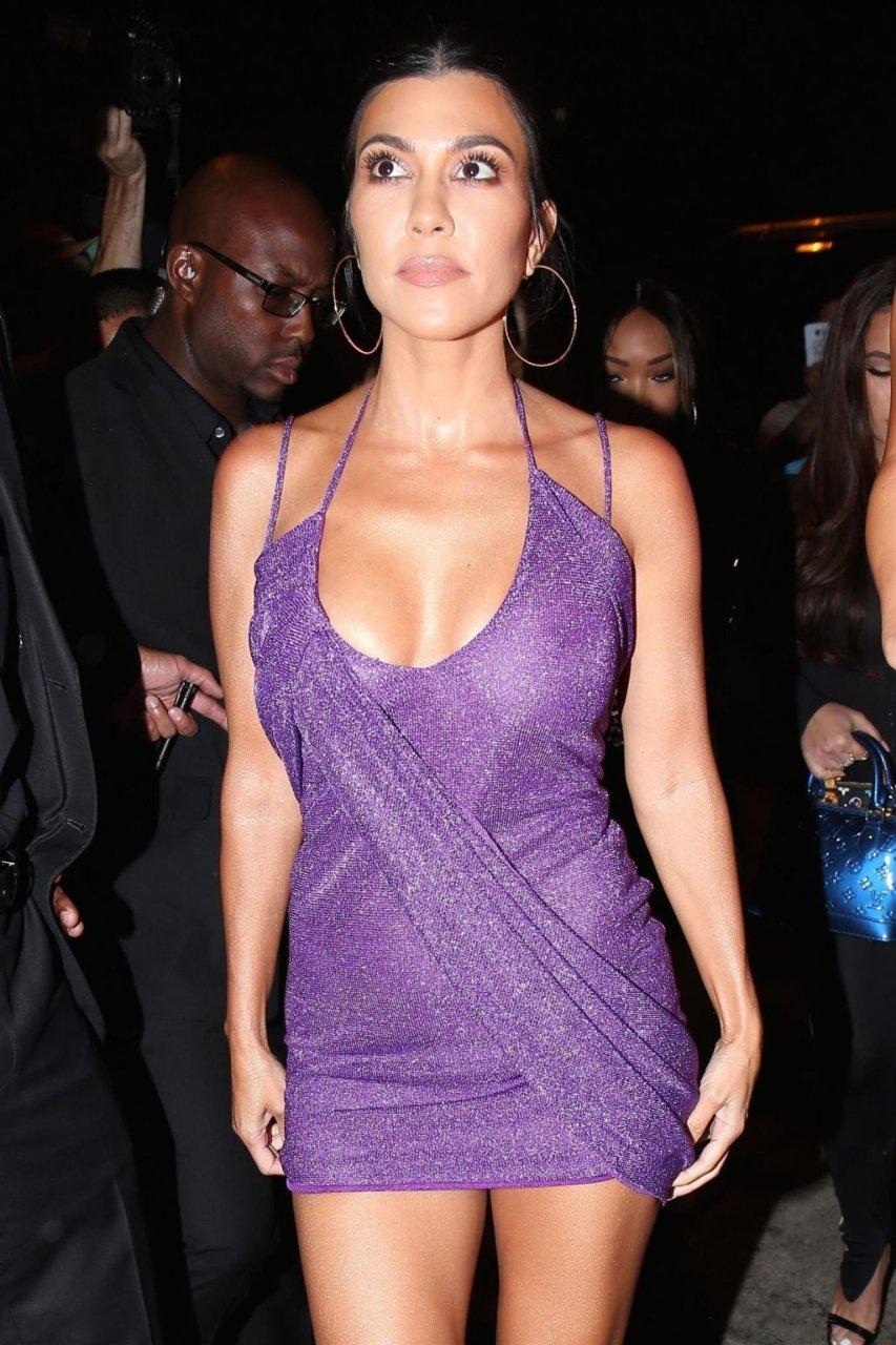 Kourtney Kardashian Bikini - #TheFappening