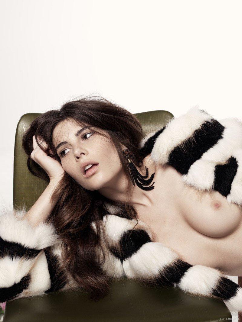 Monica Cima  nackt