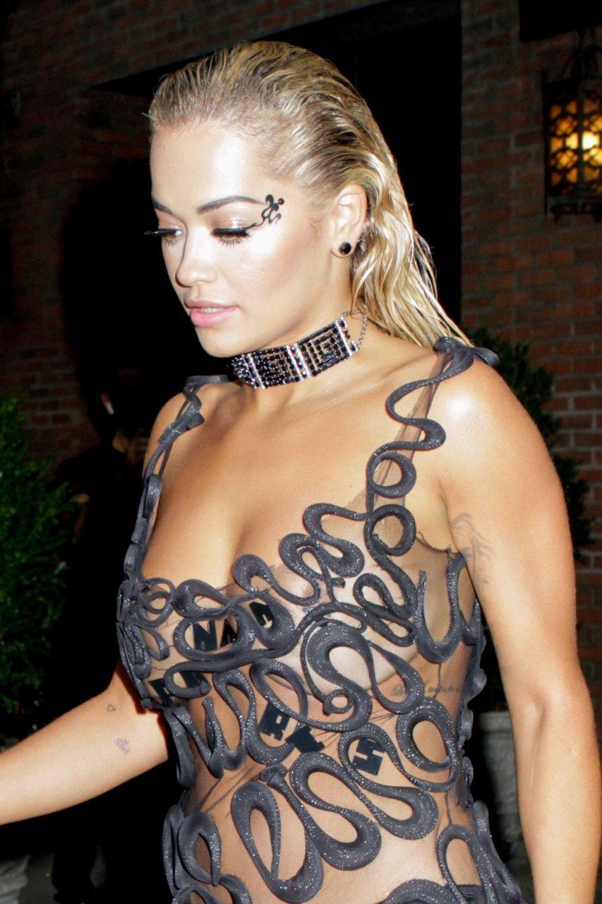 Rita Ora Fashion Shoot Photos: Rita Ora See Through (78 Photos)