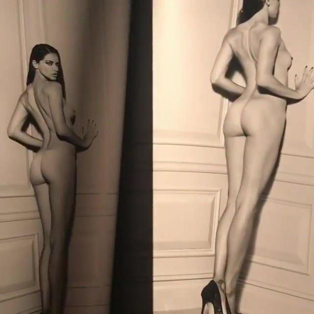 Adriana Lima Naked (3 Pics + Video)