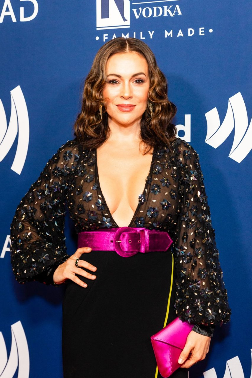 Alyssa Milano Leaked Photos alyssa milano sexy (29 photos) | #thefappening