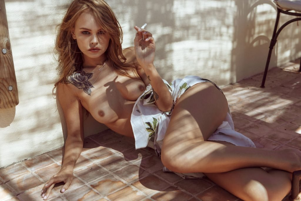 Anastasiya Scheglova Nude & Sexy (11 Photos)