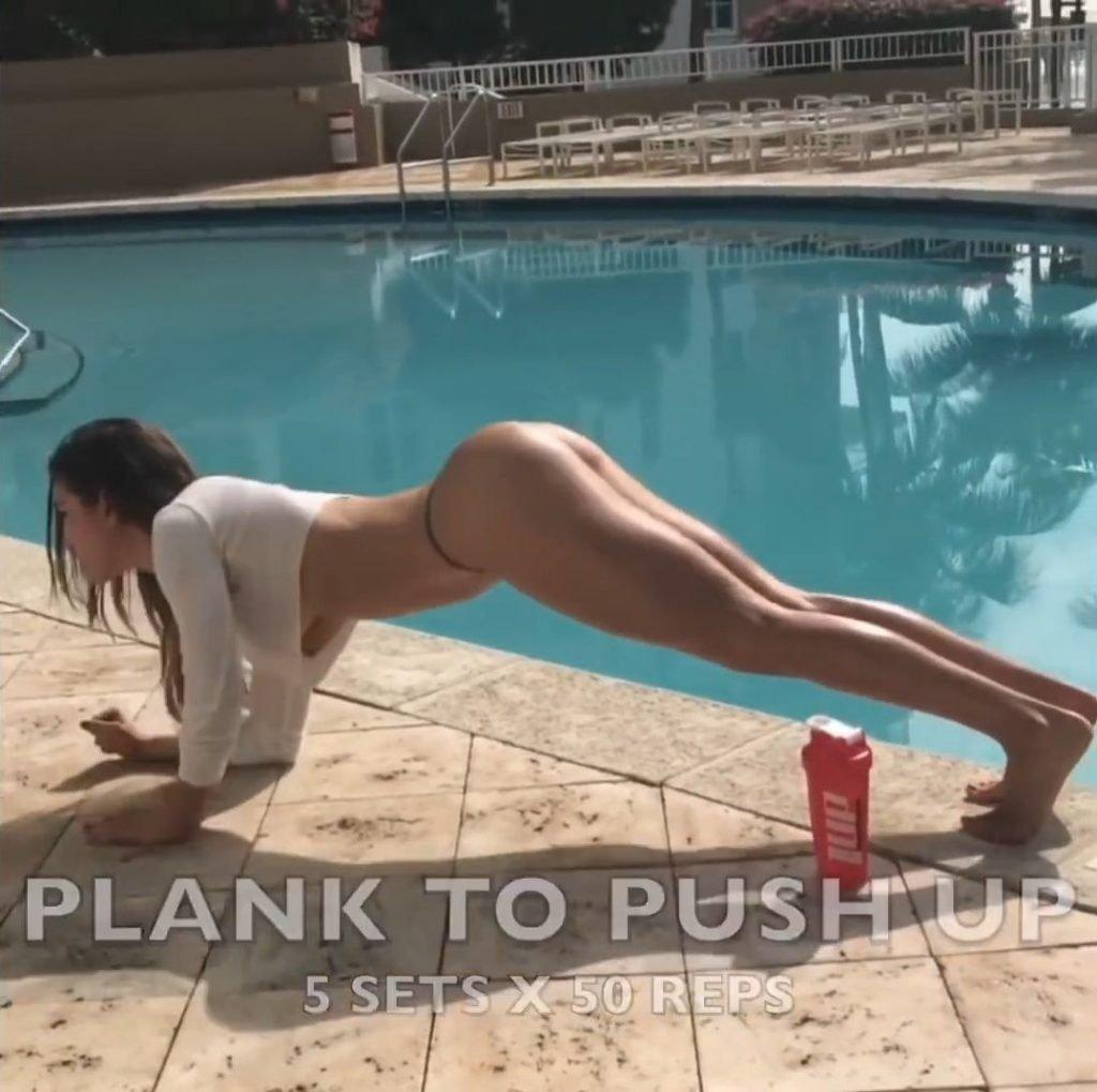 Anllela Sagra Nip Slip (6 Pics + GIF & Video)