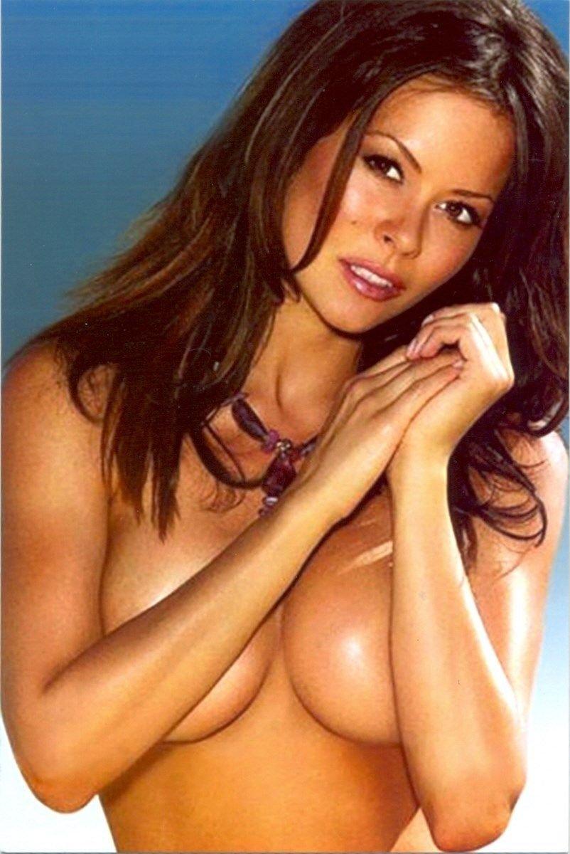 brooke burke topless pics