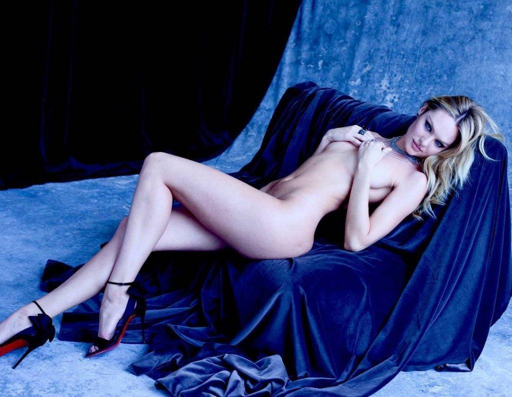 Candice Swanepoel Nude (3 Hot Photos)