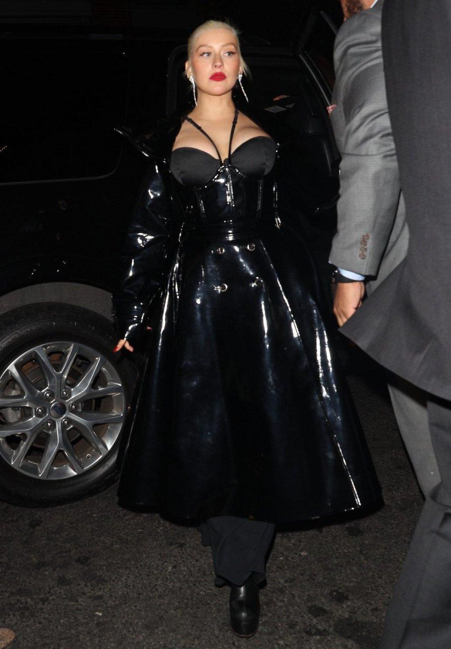 Christina Aguilera Sexy (12 Photos)