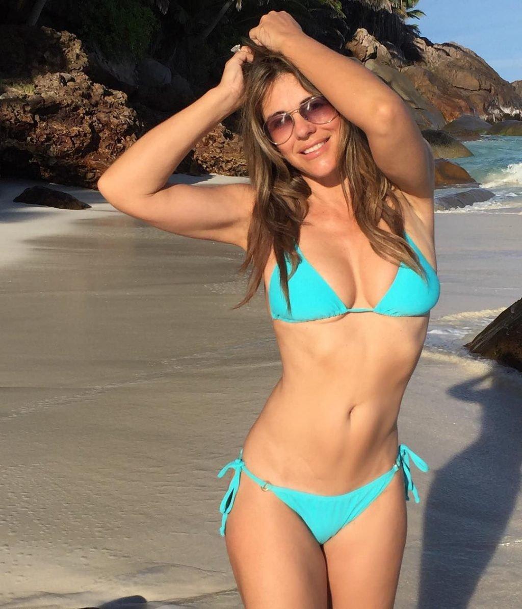 Liz hurley sexy pics
