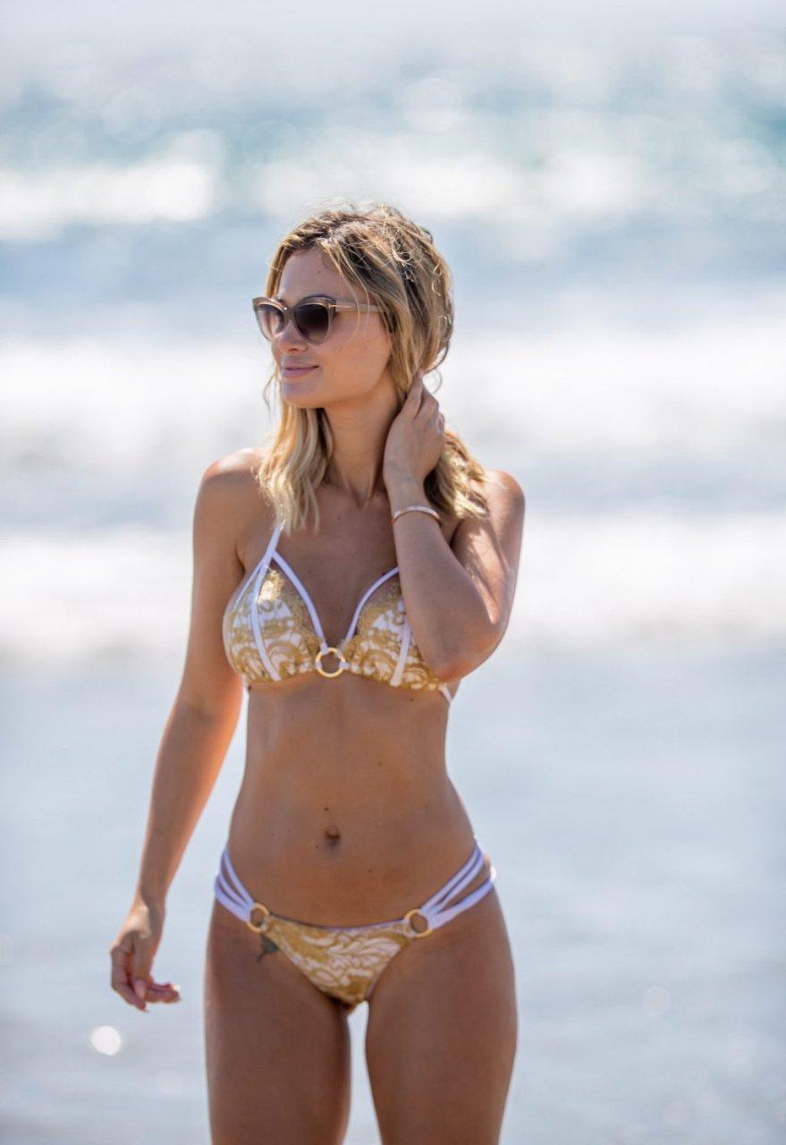 sex Golden bikini