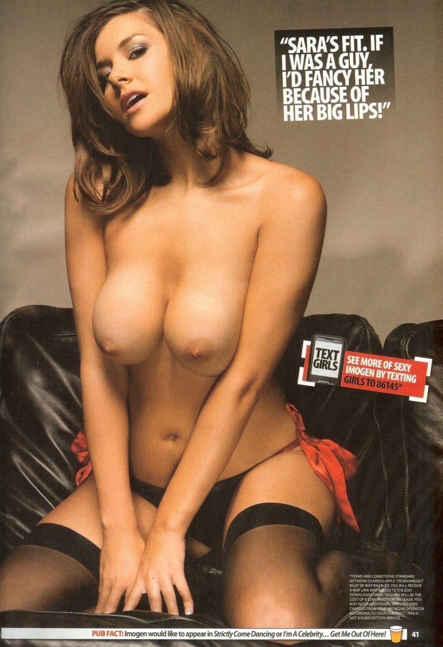 Imogen Thomas Nude & Sexy (136 Photos)