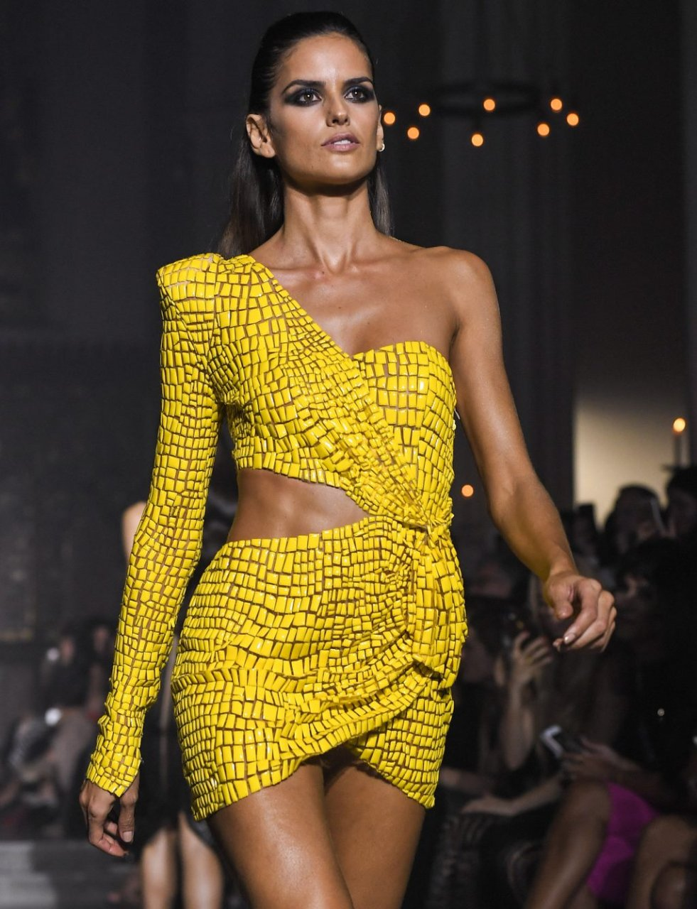 Izabel Goulart See Through & Sexy (18 Photos) | #TheFappening