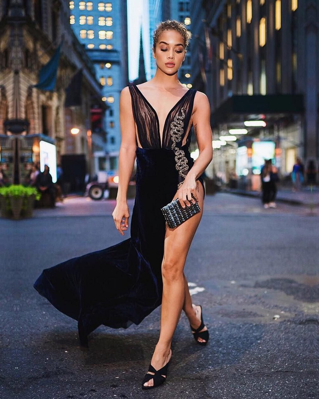 Jasmine Sanders Sexy (9 Photos)