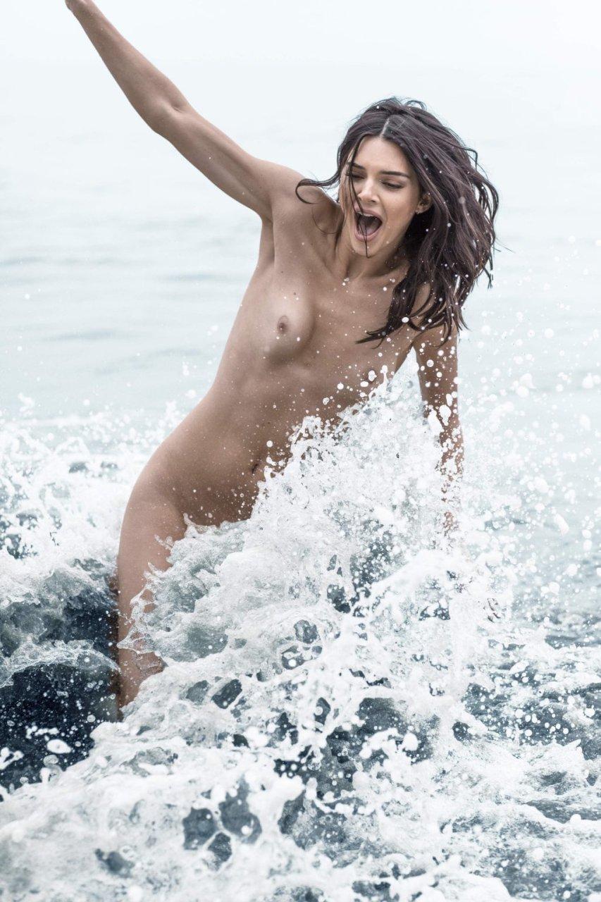 Kendal jenner nude
