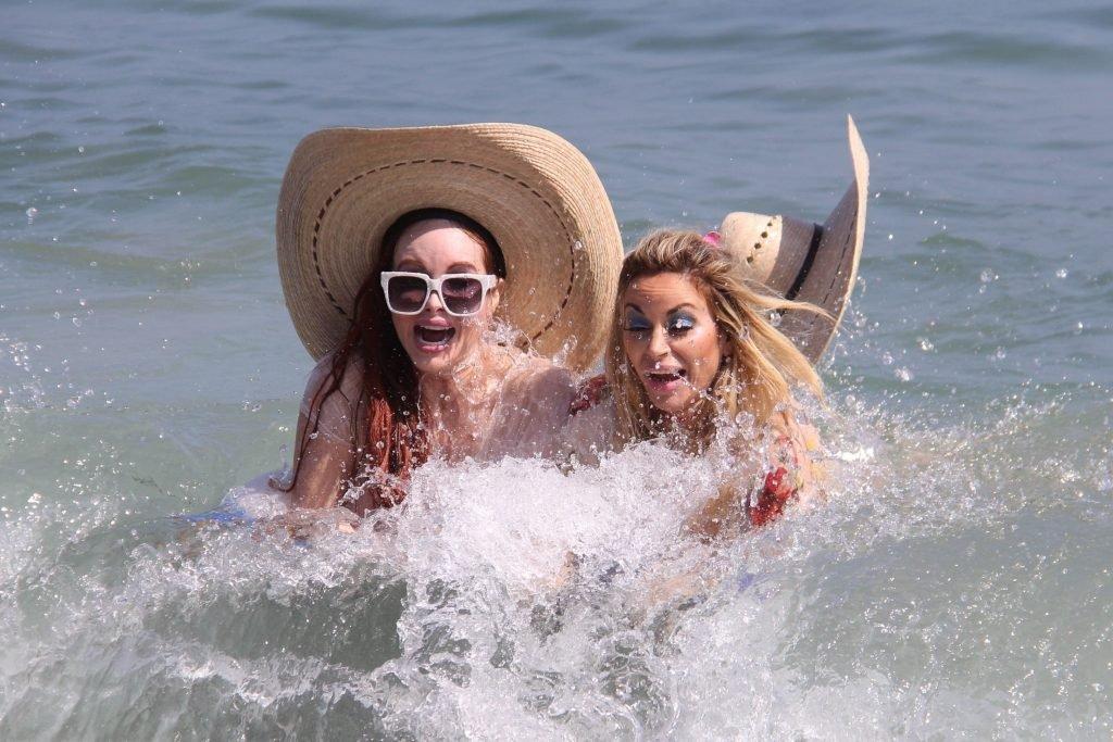 Phoebe Price & Marcela Iglesias Hot (56 Photos)