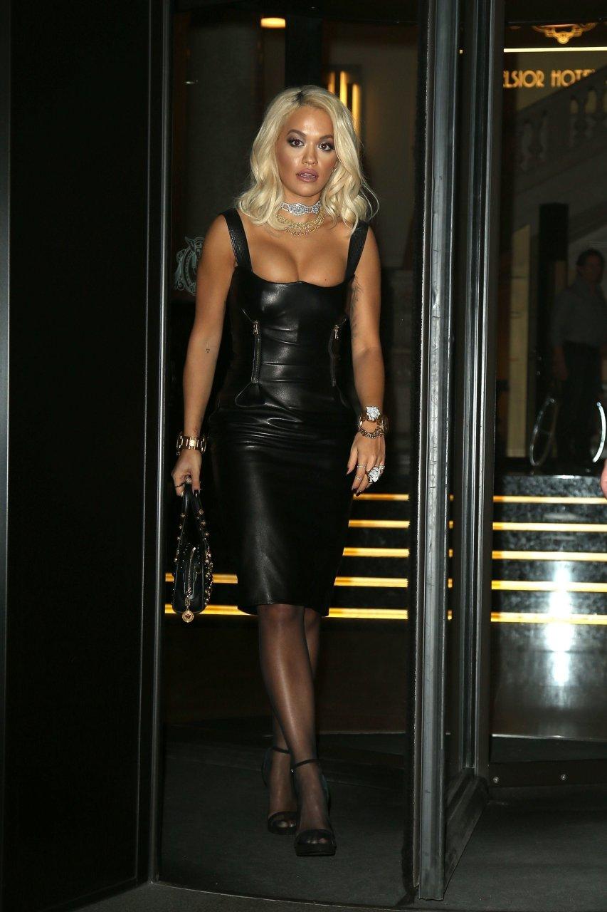 Rita Ora Sexy 16 Hot Photos Thefappening