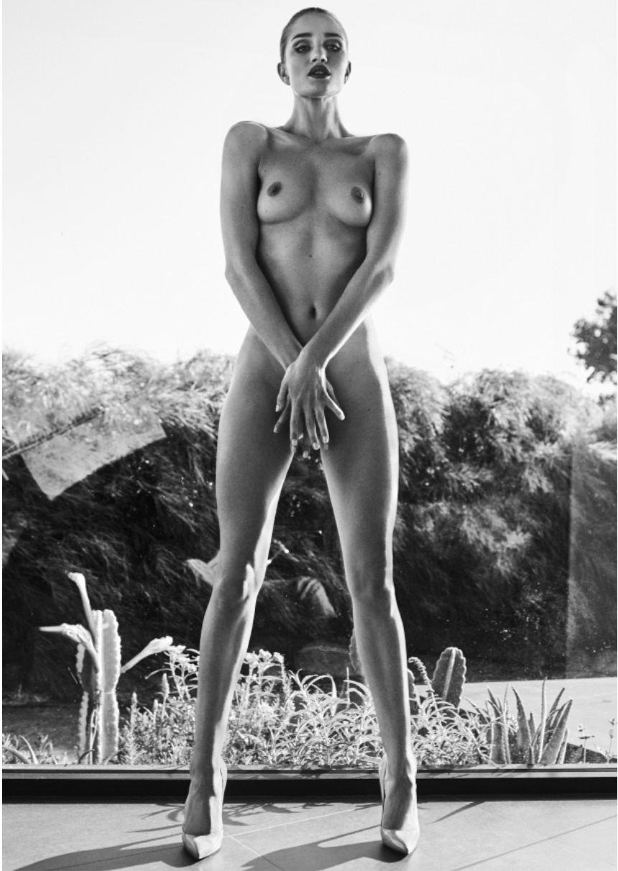 rosie huntington nude