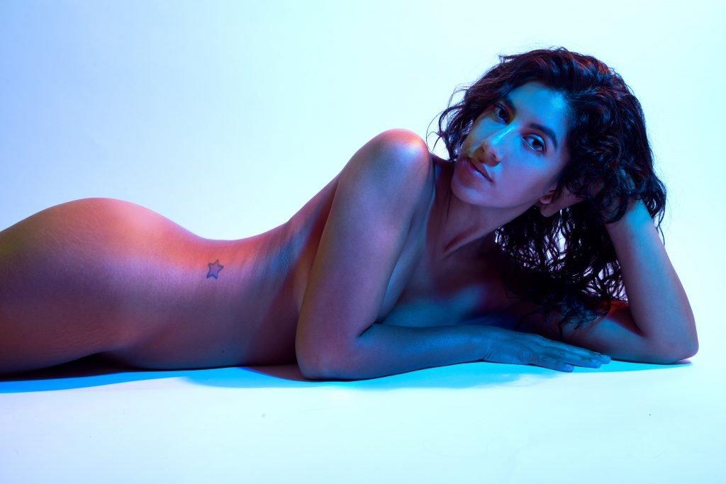 Stephanie Beatriz Nude (2 Photos)
