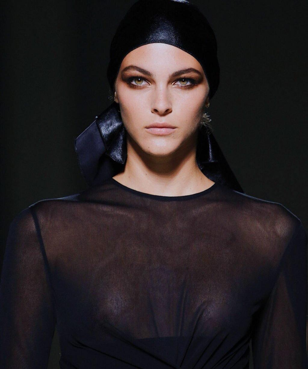 Vittoria Ceretti See Through (10 Photos + Video)