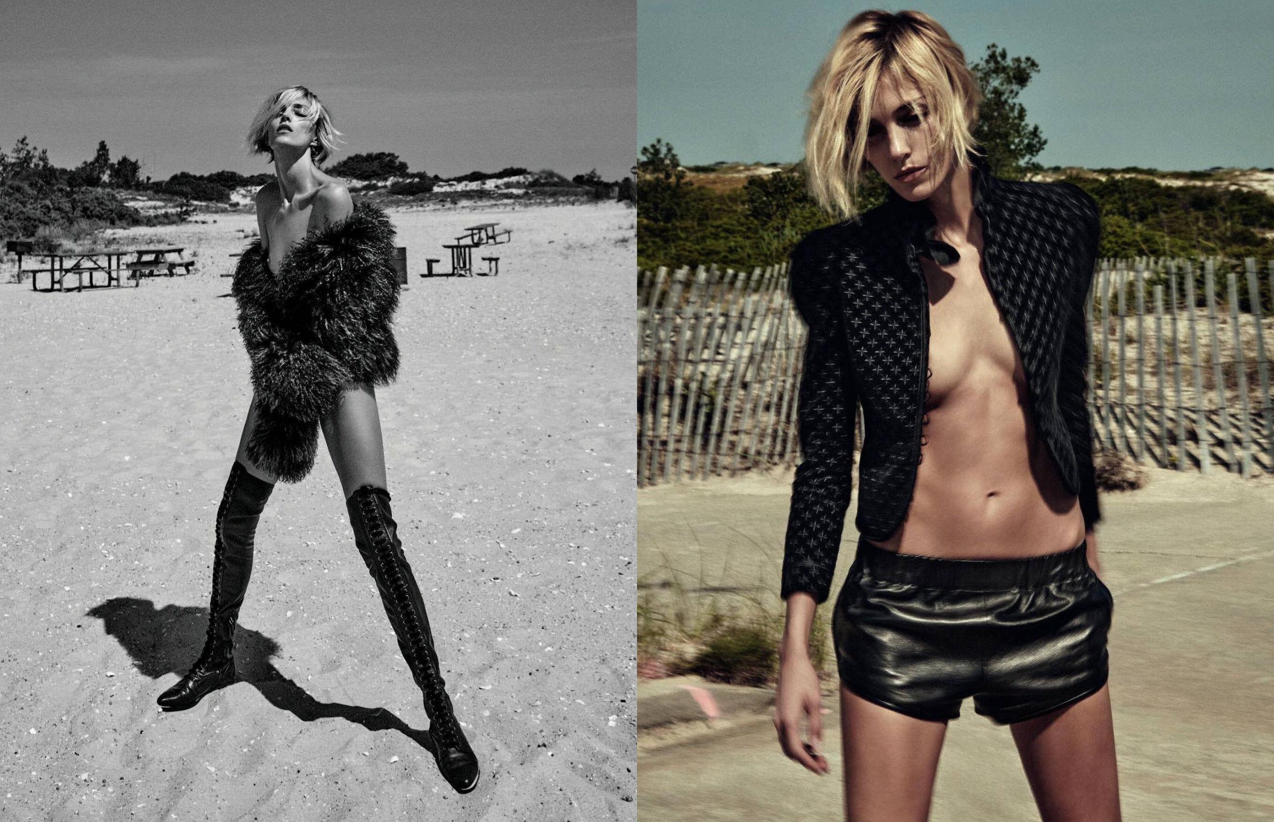 Anja Rubik Nude New Photo Gallery