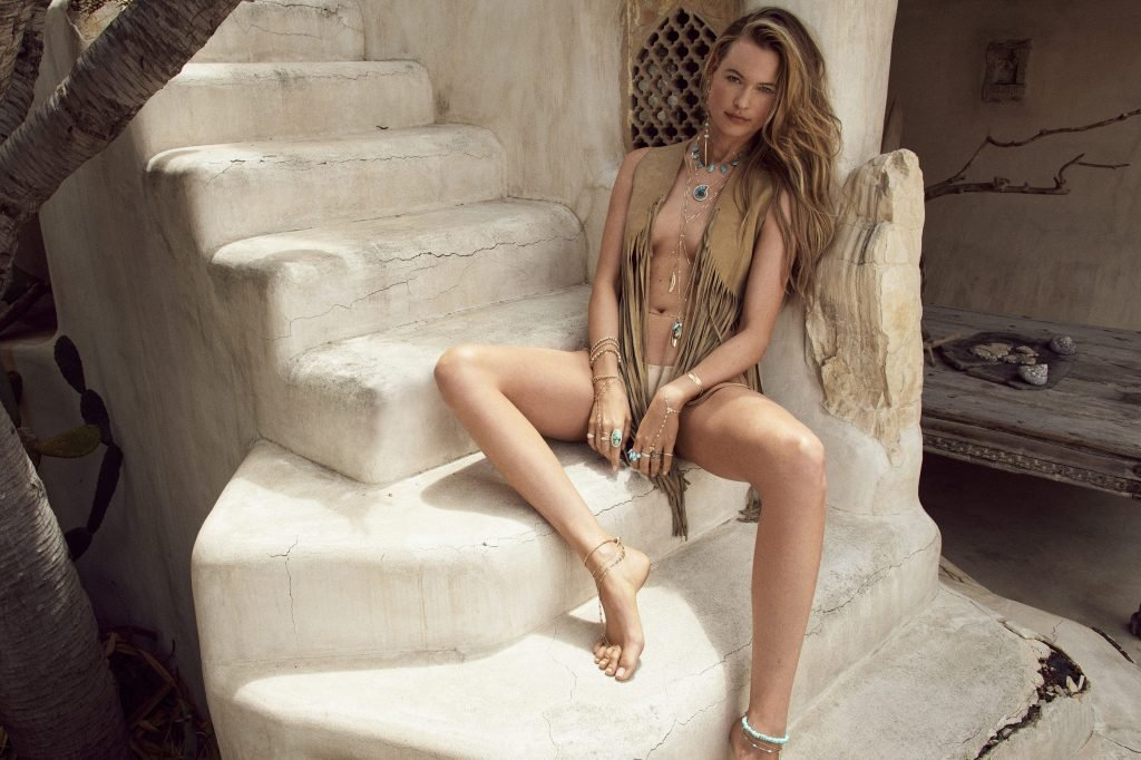 Behati Prinsloo See Through & Sexy (16 Photos)