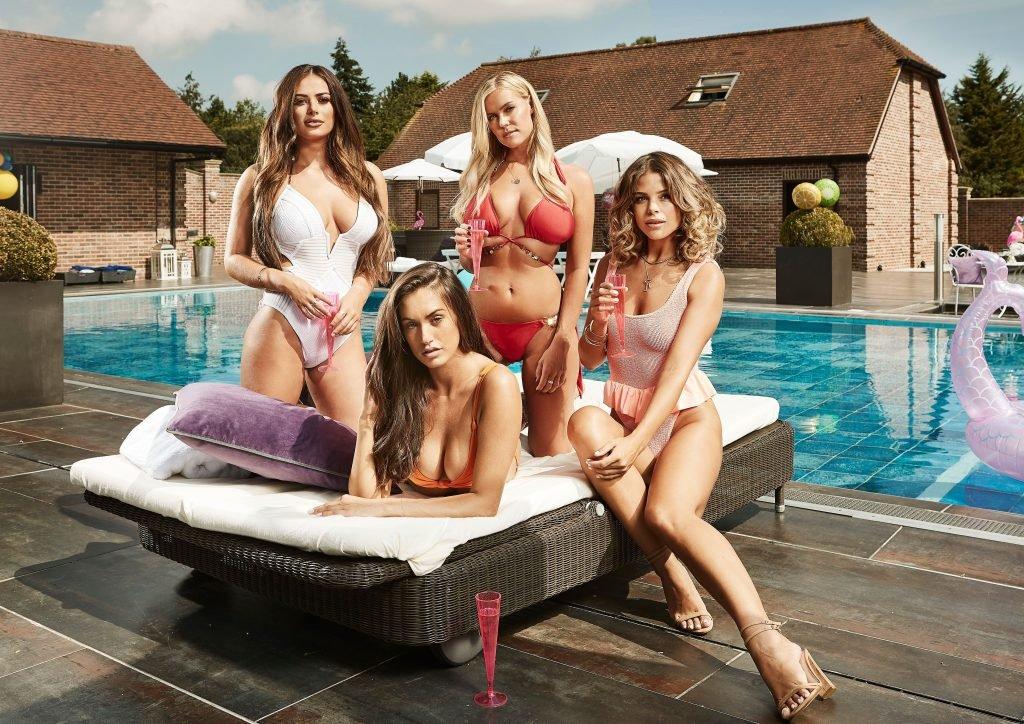 Chloe Meadows, Chloe Lewis, Courtney Green, Clelia Theodorou Sexy (18 Photos)