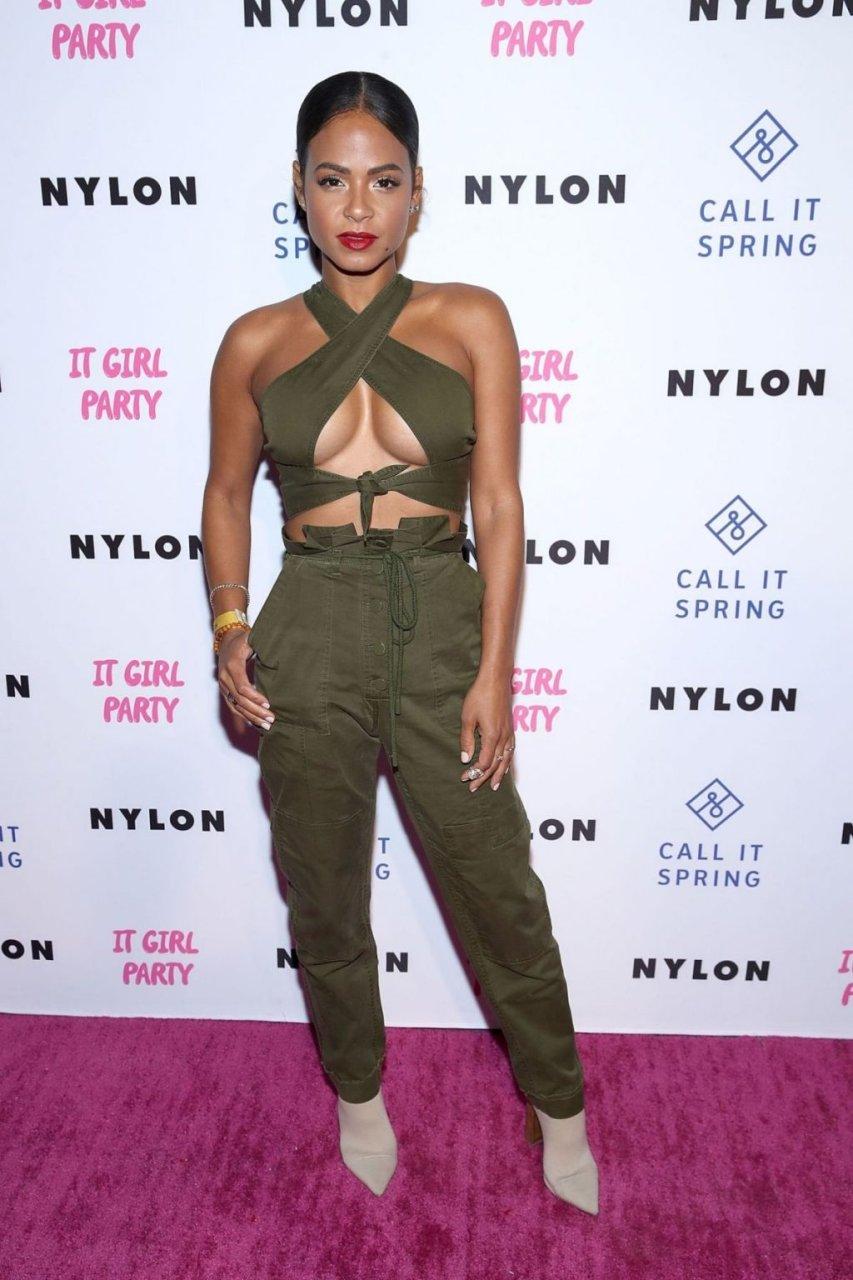 Christina Milian Hot (11 Photos)