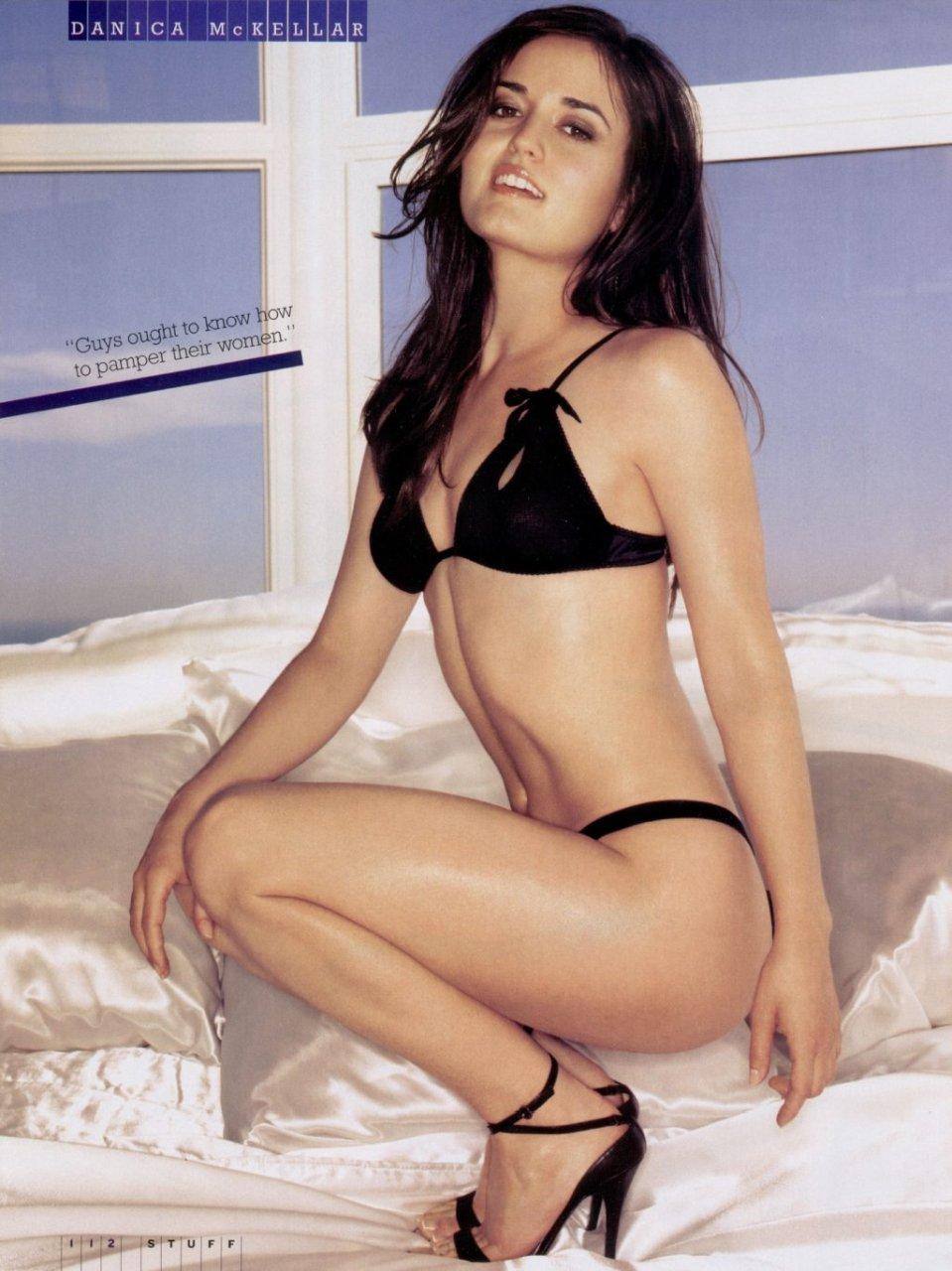 Nackt Danica McKellar  50 Sexy