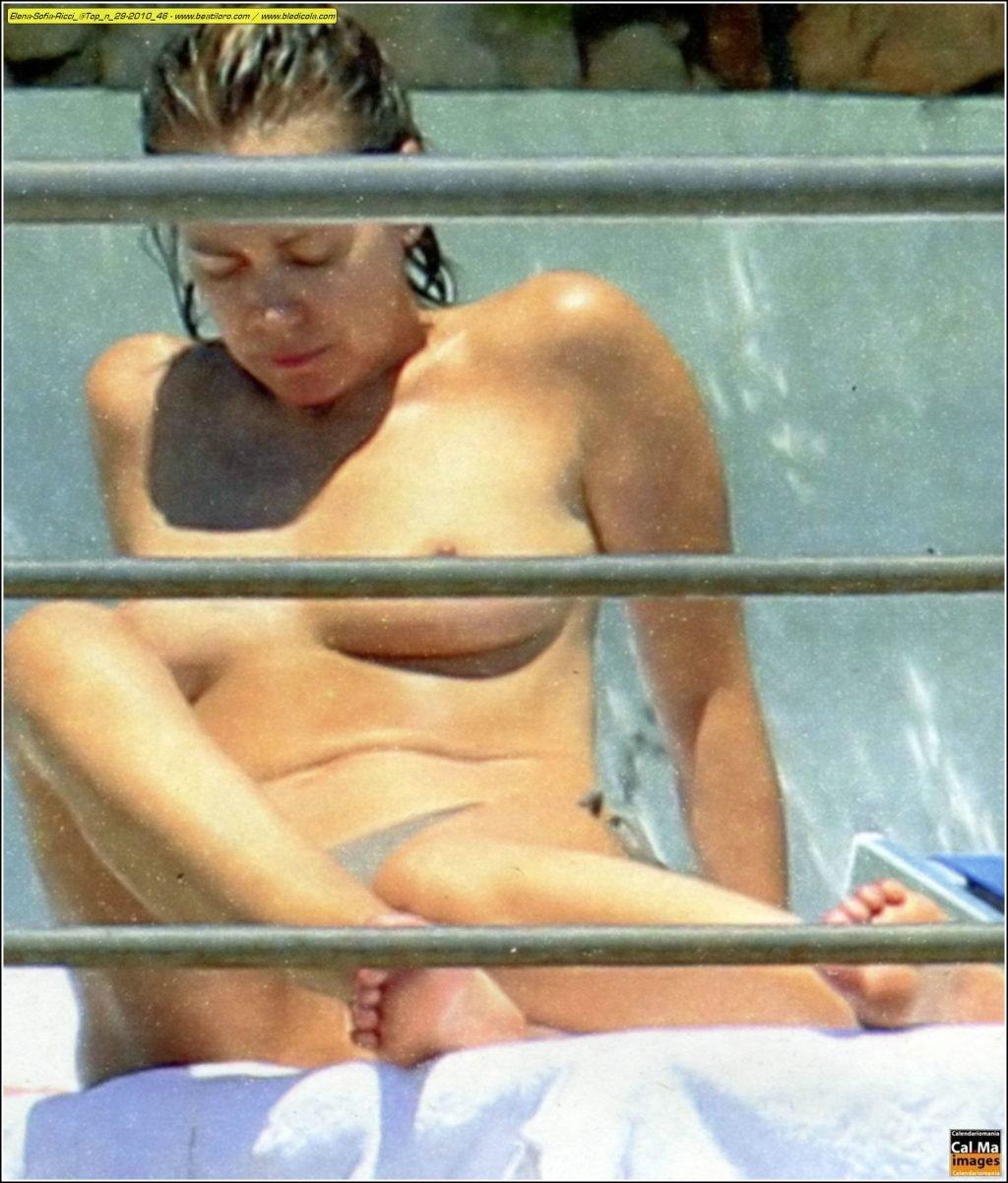 Elena Sofia Ricci Nude & Sexy (63 Photos)
