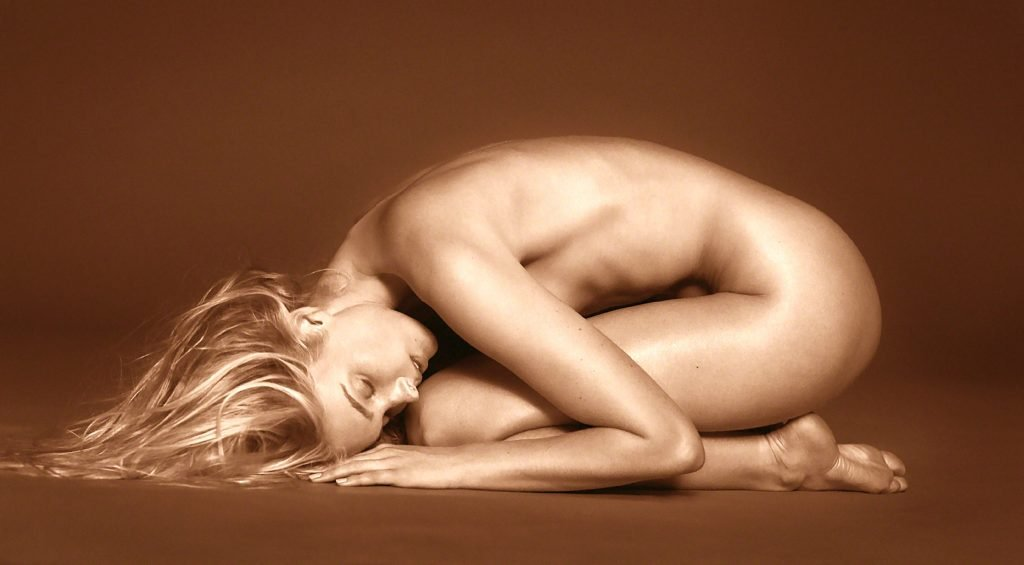 Elsa Hosk Nude (3 Photos)