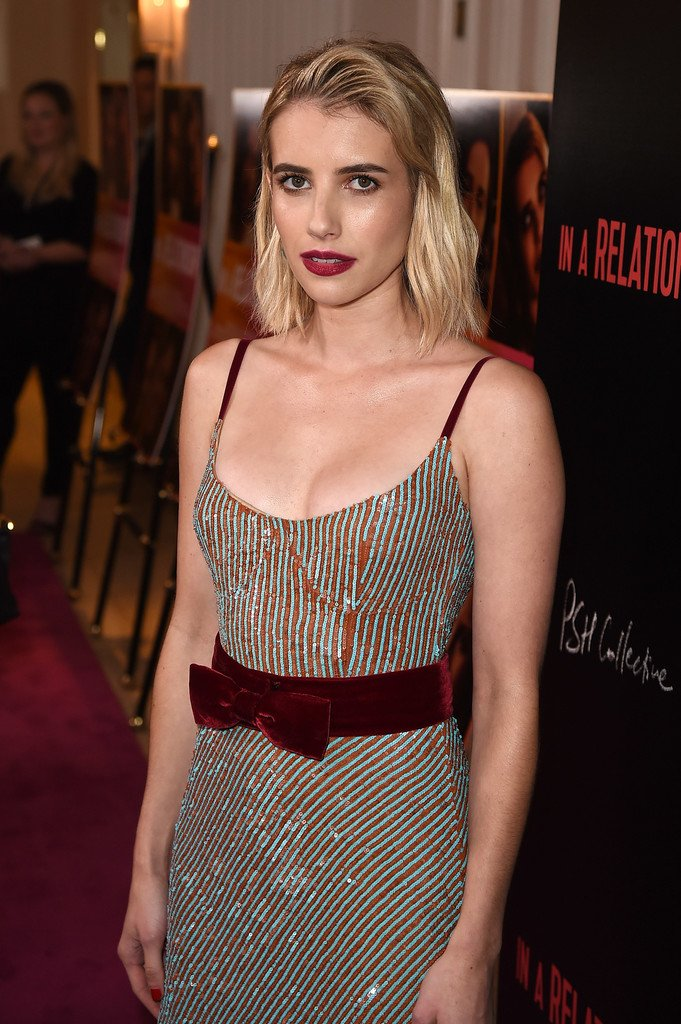 Emma Roberts Nude Photos and Videos | #TheFappening