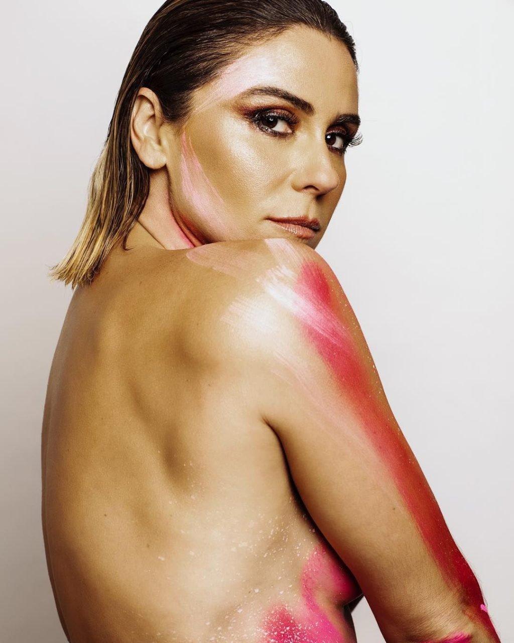 Giovanna Antonelli Nude (4 Photos)