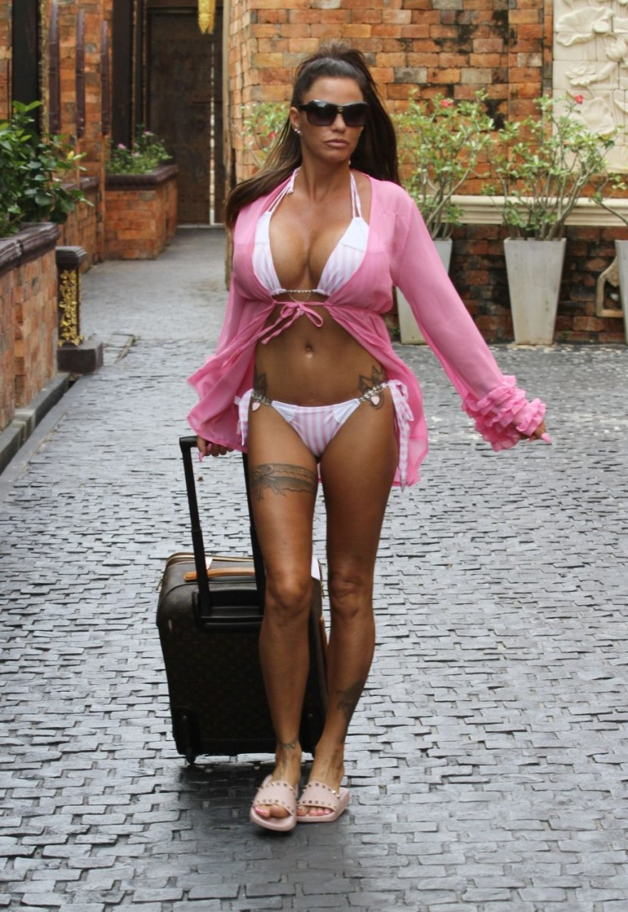 Katie Price Sexy (21 Photos) | #TheFappening