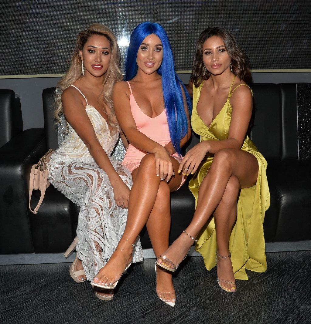 Kayleigh Morris, Zahida Allen, Helen Briggs Sexy (40 Photos)