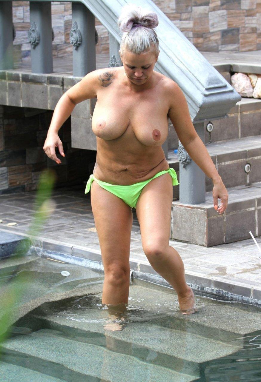 Naked kerry katona