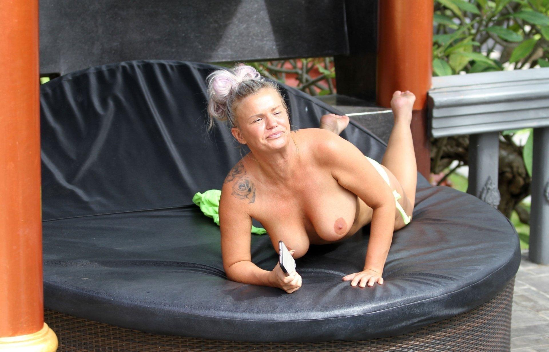 Kerry Katona Nude Photos Leaked Pics