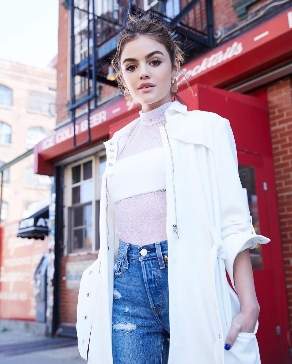 Lucy Hale Sexy (90 Photos)