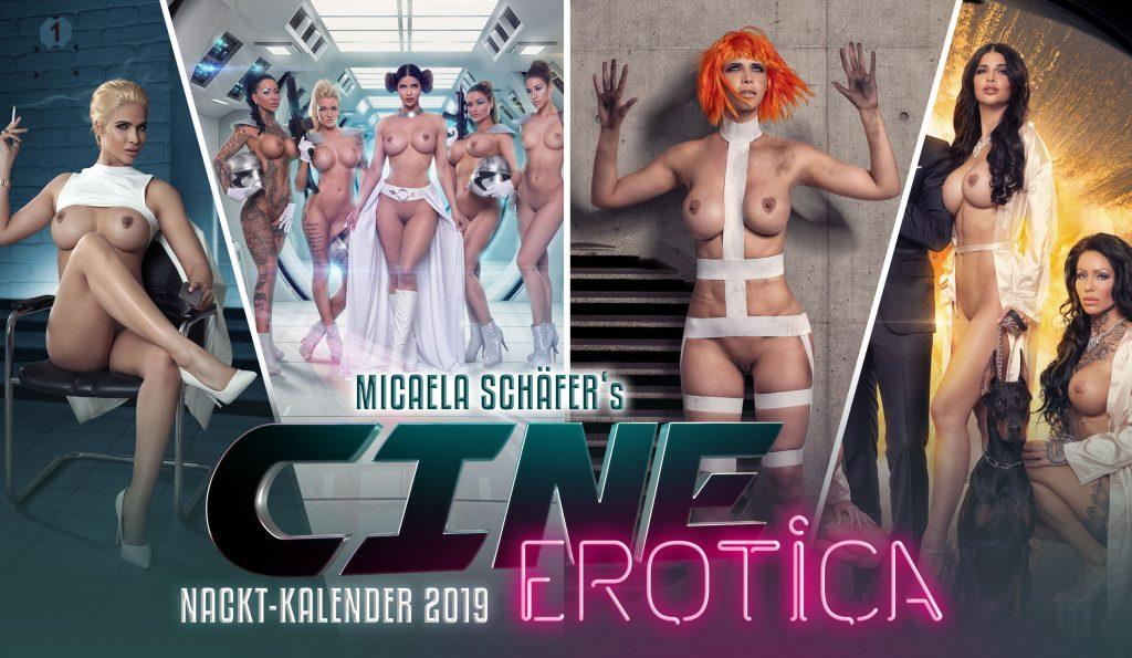 Micaela Schaefer Naked (5 New Photos)