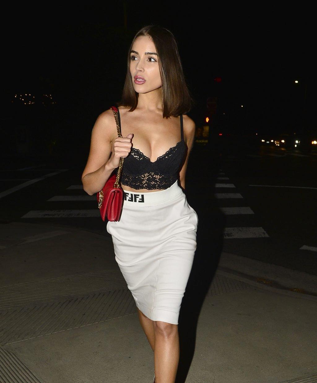 Olivia Culpo Sexy (15 Photos)