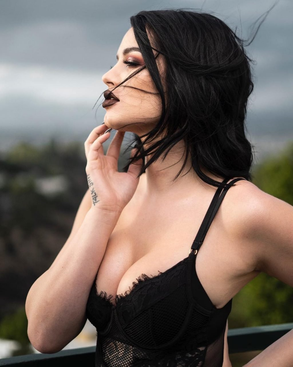Paige (WWE) Sexy (2 Photos)