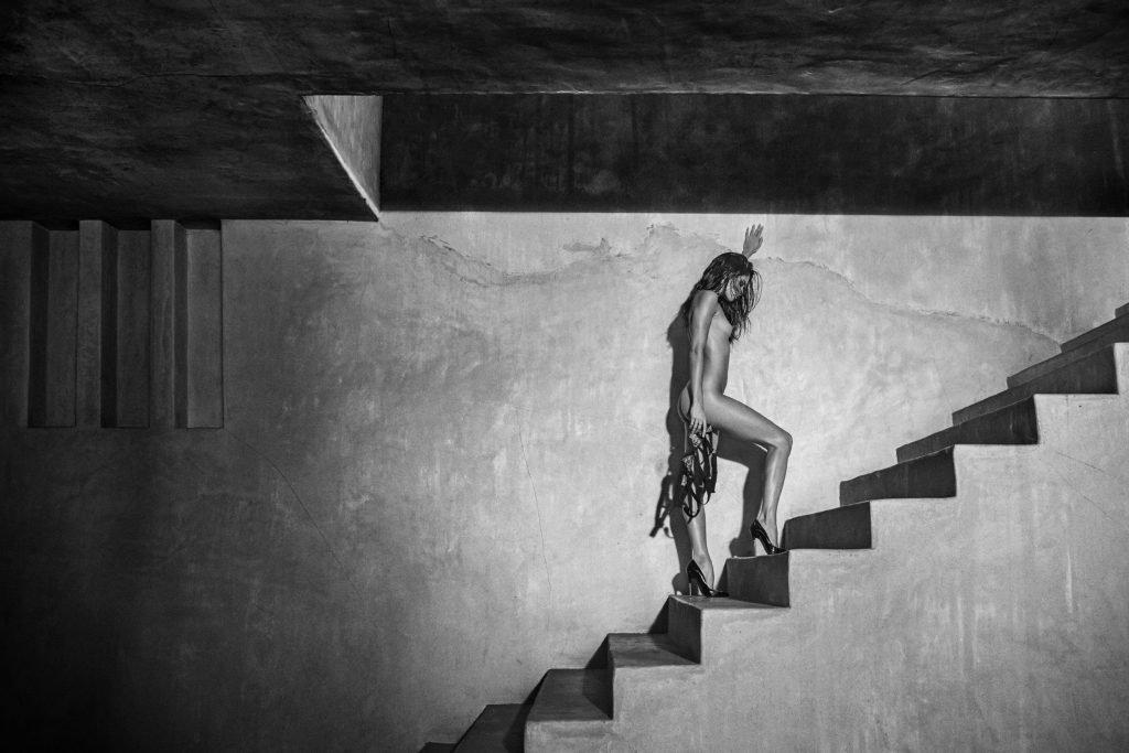 Sara Sampaio Naked (3 Hot Photos)