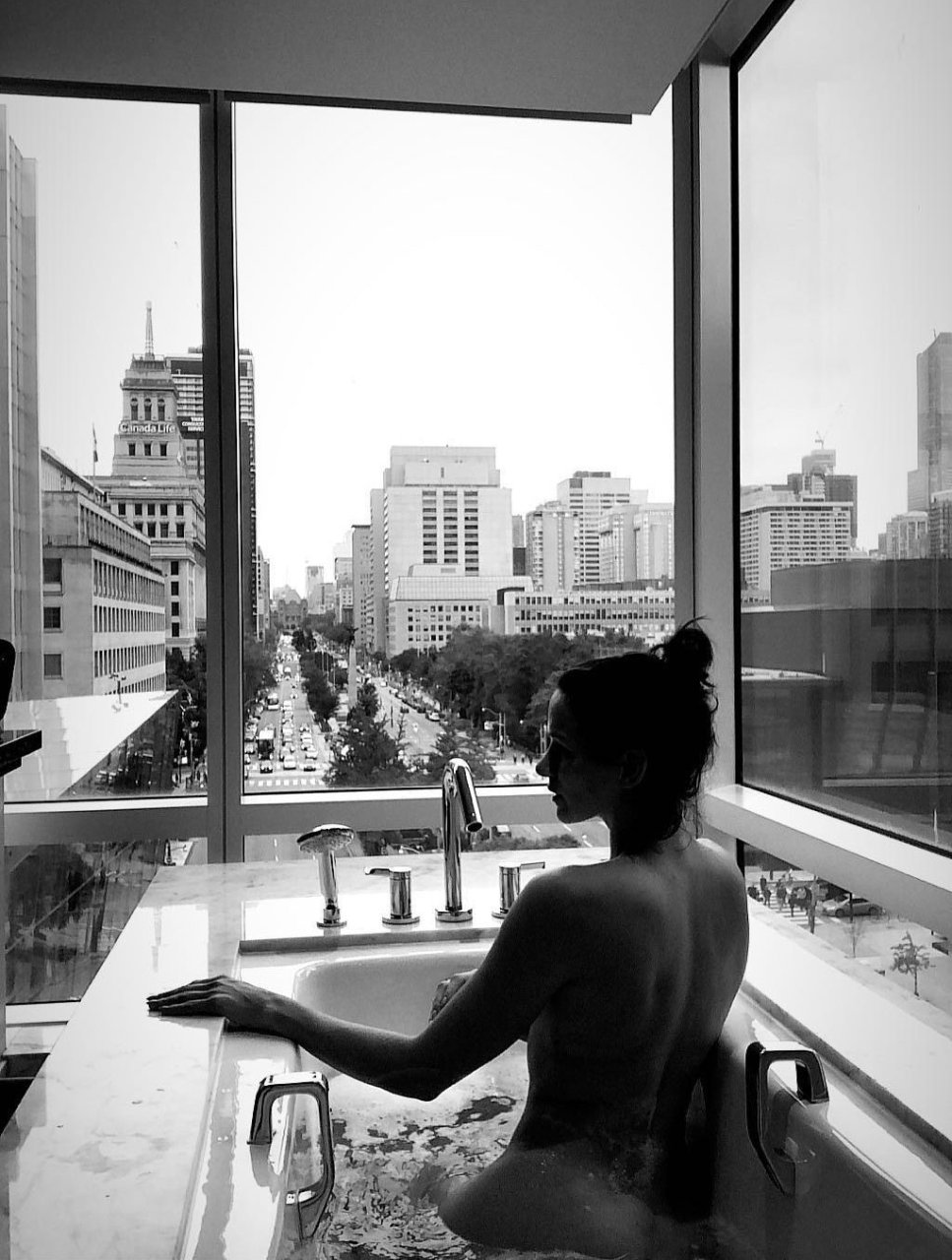 Shantel VanSanten Nude (1 Photo)