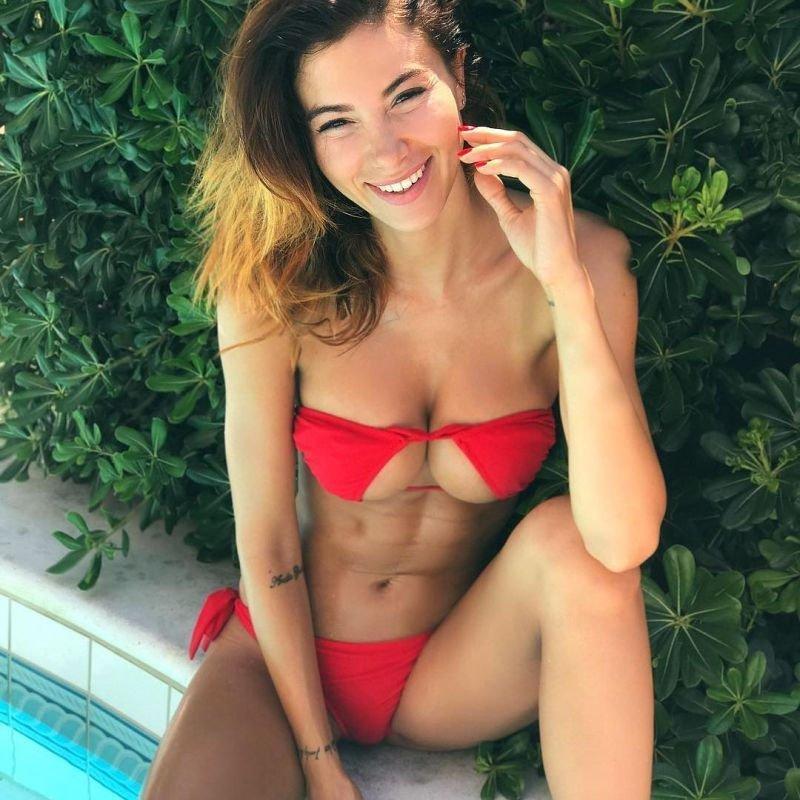 Valentina Fradegrada Nude & Sexy (247 Photos + GIFs & Videos)