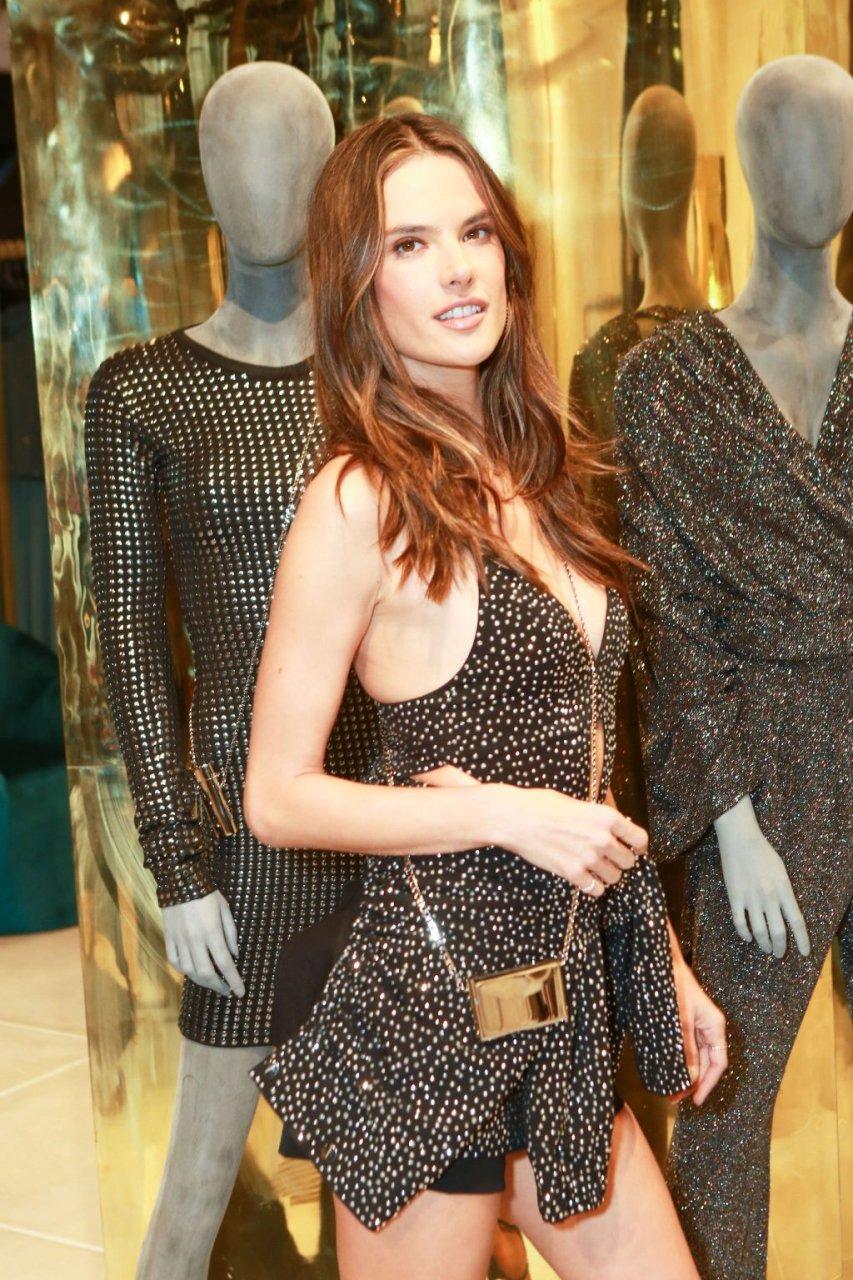 Alessandra Ambrosio Sexy (8 Hot Photos)