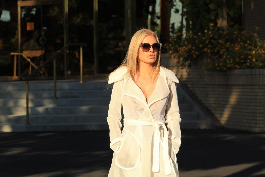 Ana Braga See Through (22 Photos)