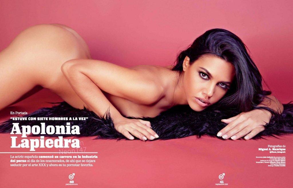 Apolonia Lapiedra Naked (16 Photos + Video)